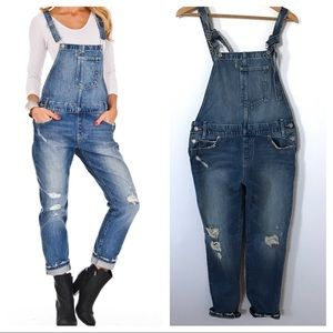 Levi's overalls jeans sz S Small